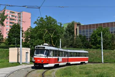 CKD Tatra K2T #1038