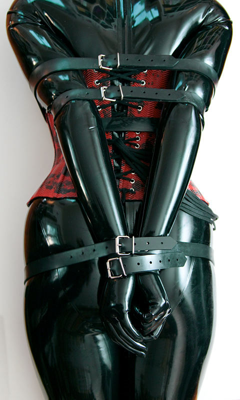 Tied Up In Latex