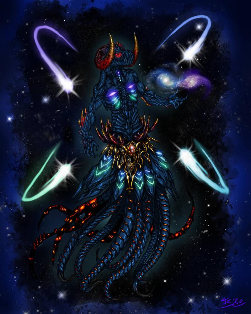 Aphrodecheius, The World Ender Concept
