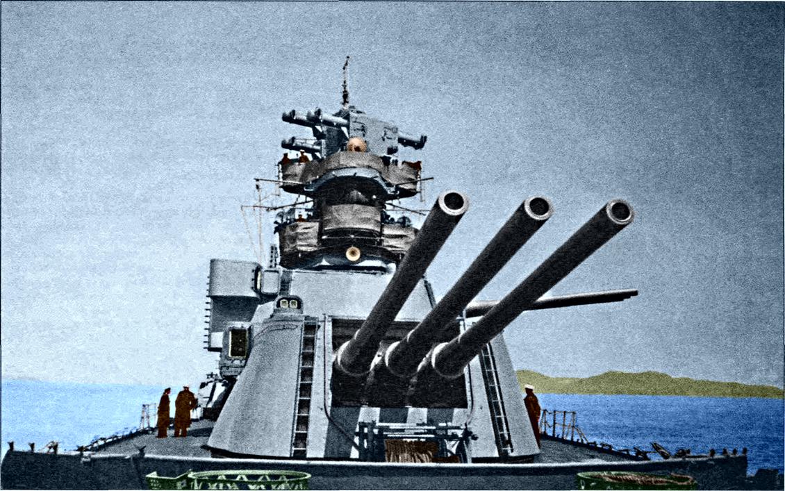 Alternative battleship Wittelsbach by alternathistory on ...