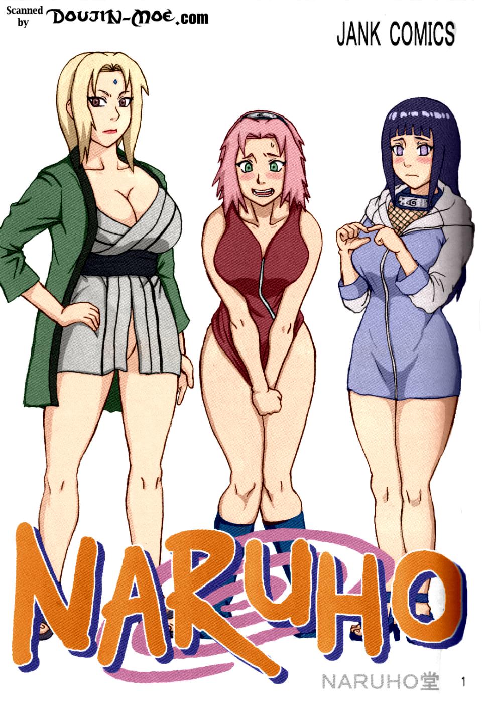 Naruto hentai manga by naruho