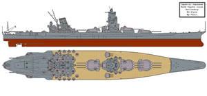 N3 Syle Yamato Musashi Variant by Tzoli