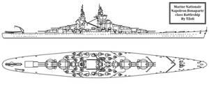 Le Grand Navire Cuirasse Napoleon Bonaparte by Tzoli