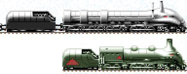 Locomotives of the Snow Age