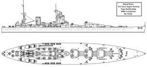 Centurion class Battleship by Tzoli