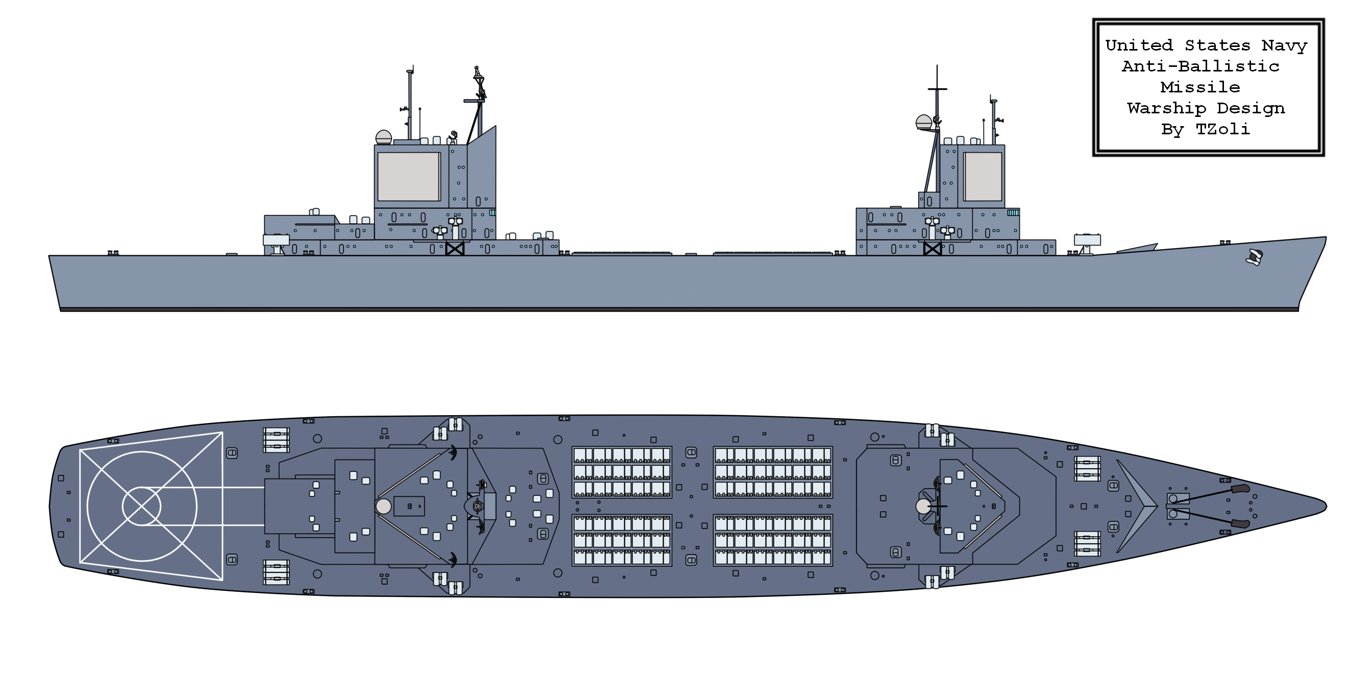 Modern Ship Design : Tzoli s warship designs