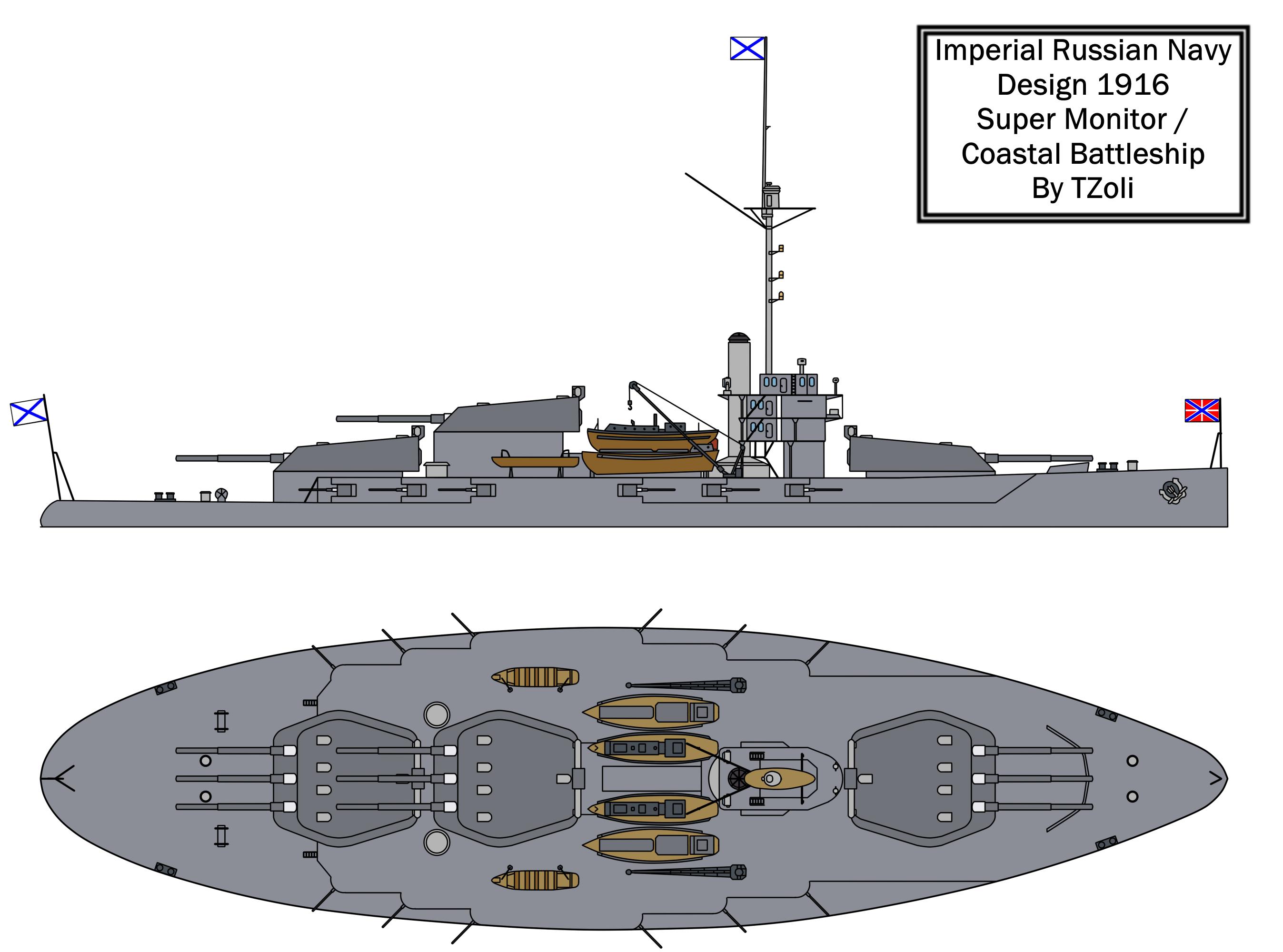 TZolis Warship DesignsModern Battleship Design