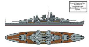 Shosen-kyo class coastal defence battleship