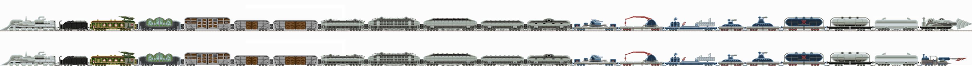 Transarctica Wagons
