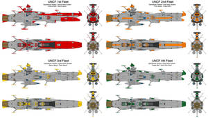 EDF Arizona Fleet Colour Schemes Part 1