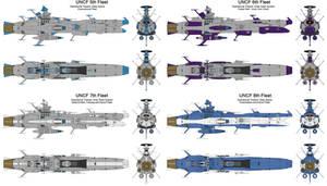 EDF Arizona Fleet Colour Schemes Part 2