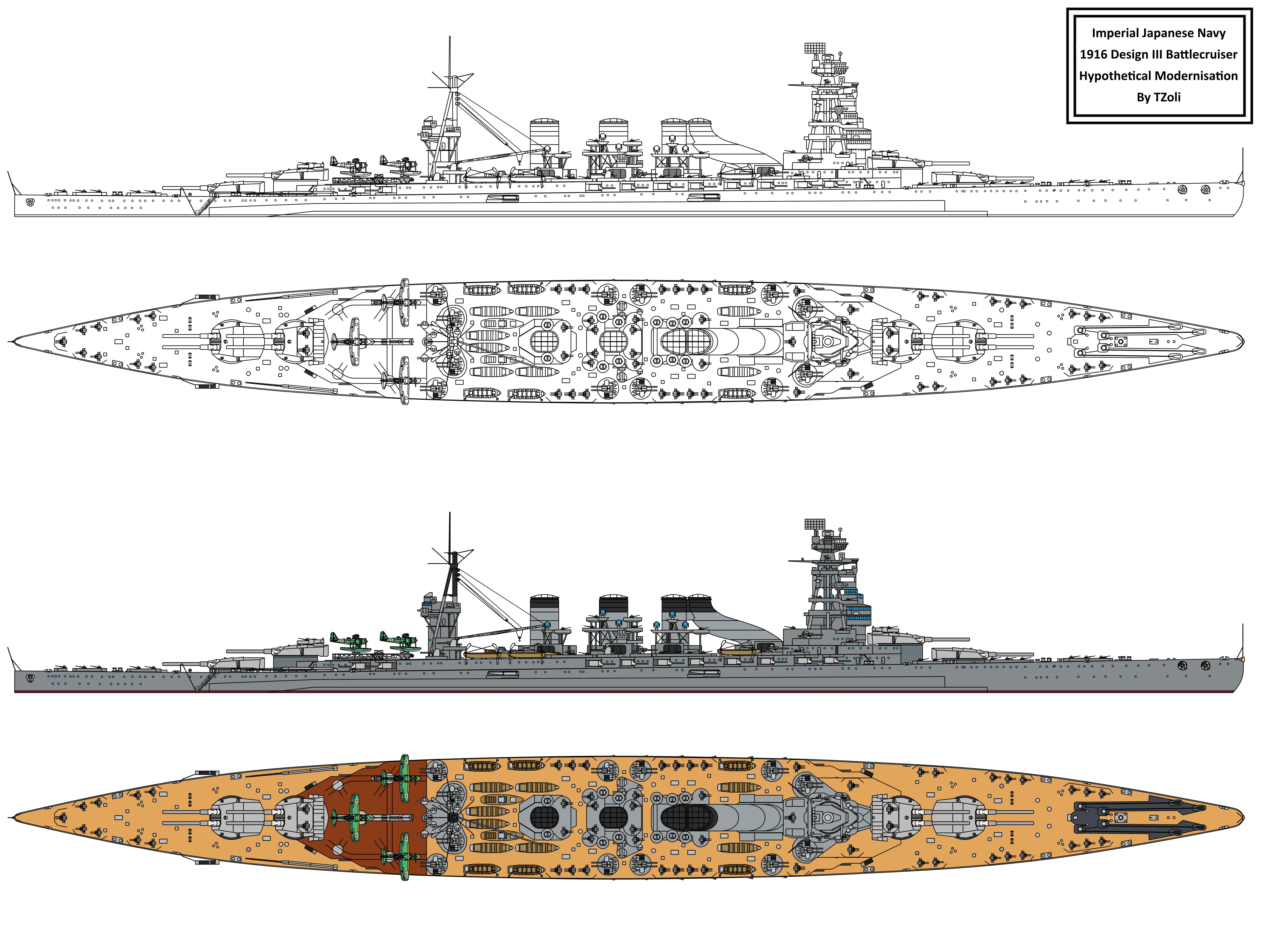 Tzoli S Warship Designs