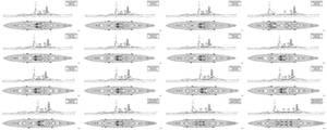 IJN ABC Capital Ship Designs