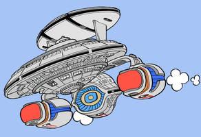 NCC-65420 USS Phoenix