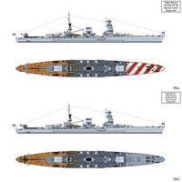 Design UP 102 Big Gun Cruiser by Tzoli