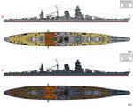 B-65 Type Battlecruiser Design