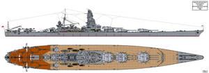 Ezaki Iwakichi Battleship Design A