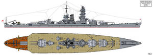 Yamato Preliminary Design A-140A1 by Tzoli