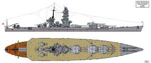 Yamato Preliminary Design A-140B