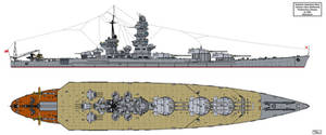 Yamato Preliminary Design A-140C