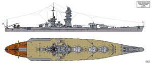 Yamato Preliminary Design A-140D