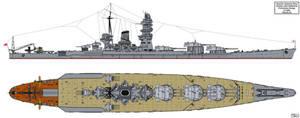 Yamato Preliminary Design A-140G