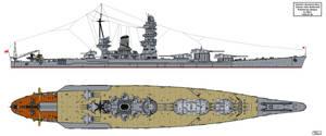 Yamato Preliminary Design A-140J1 by Tzoli