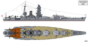 Yamato Preliminary Design A-140K by Tzoli