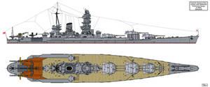 Yamato Preliminary Design A-140K2