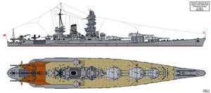 Yamato Preliminary Design A-140K3 by Tzoli