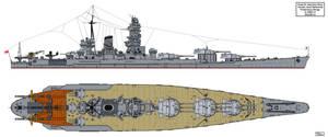 Yamato Preliminary Design A-140G1-C