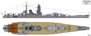 Yamato Preliminary Design A-140G0-A by Tzoli