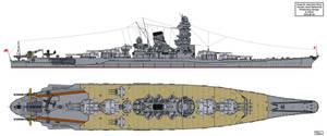 Yamato Preliminary Design A-140J3 by Tzoli