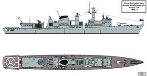 Australian Light Destroyer Project