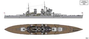 Lion Class Preliminary Design 16A-38 by Tzoli