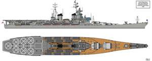Iowa Commando Ship Conversion