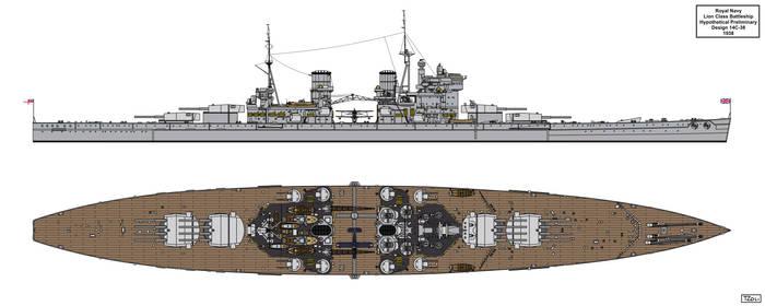Lion 14C-38