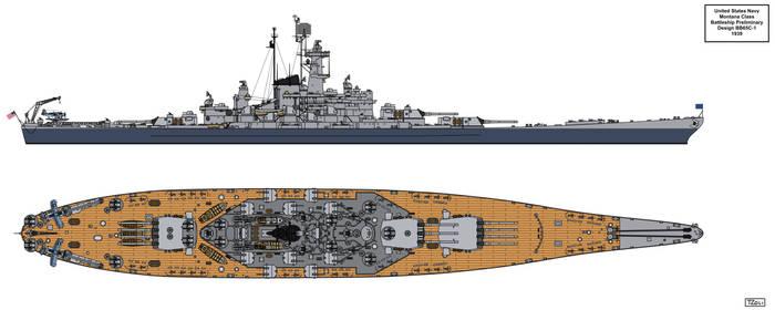 Montana Preliminary Design BB65C-1
