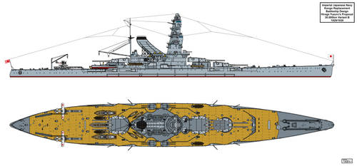 Kongo Replacement Design 30K Variant B