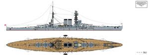 IJN Battleship Design A-115