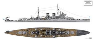 Battlecruiser Hu