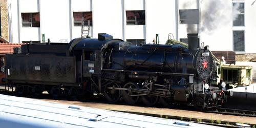 The Truman Locomotive