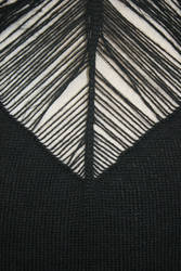 Knitted Dress Close-up