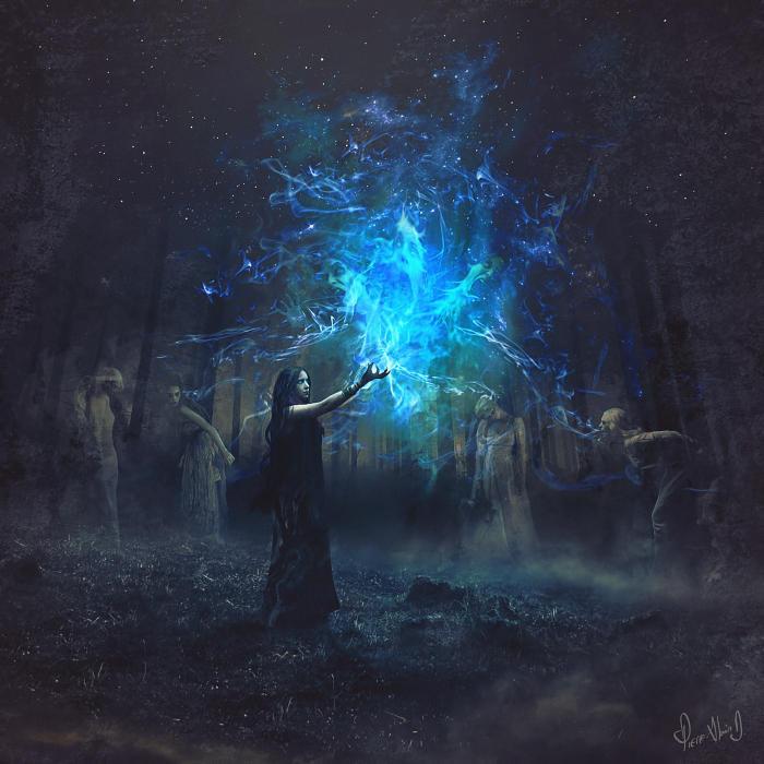 In Salem's Nights by 3mmI