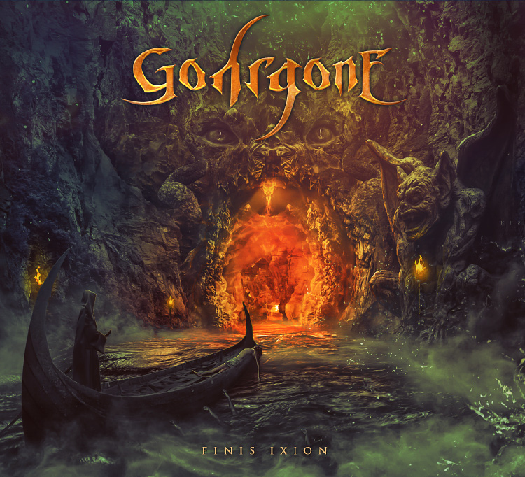 GOHRGONE / Finis Ixion by 3mmI