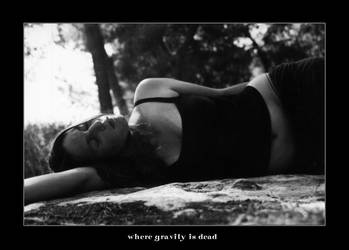 Where Gravity is dead by chanina
