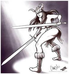 Barbaria the Barbarian