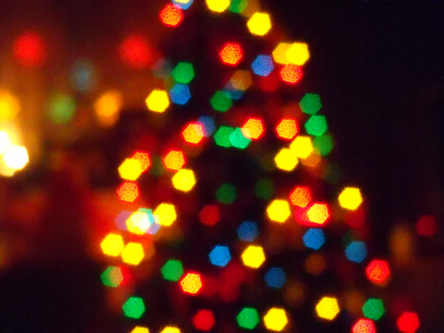 Christmas Tree Lights By Sophierevell On Deviantart