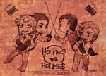 Holmes VS. Holmes