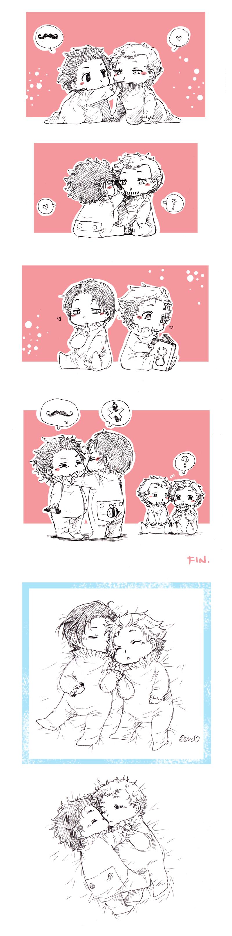 SH - Babies LOL by Sadyna